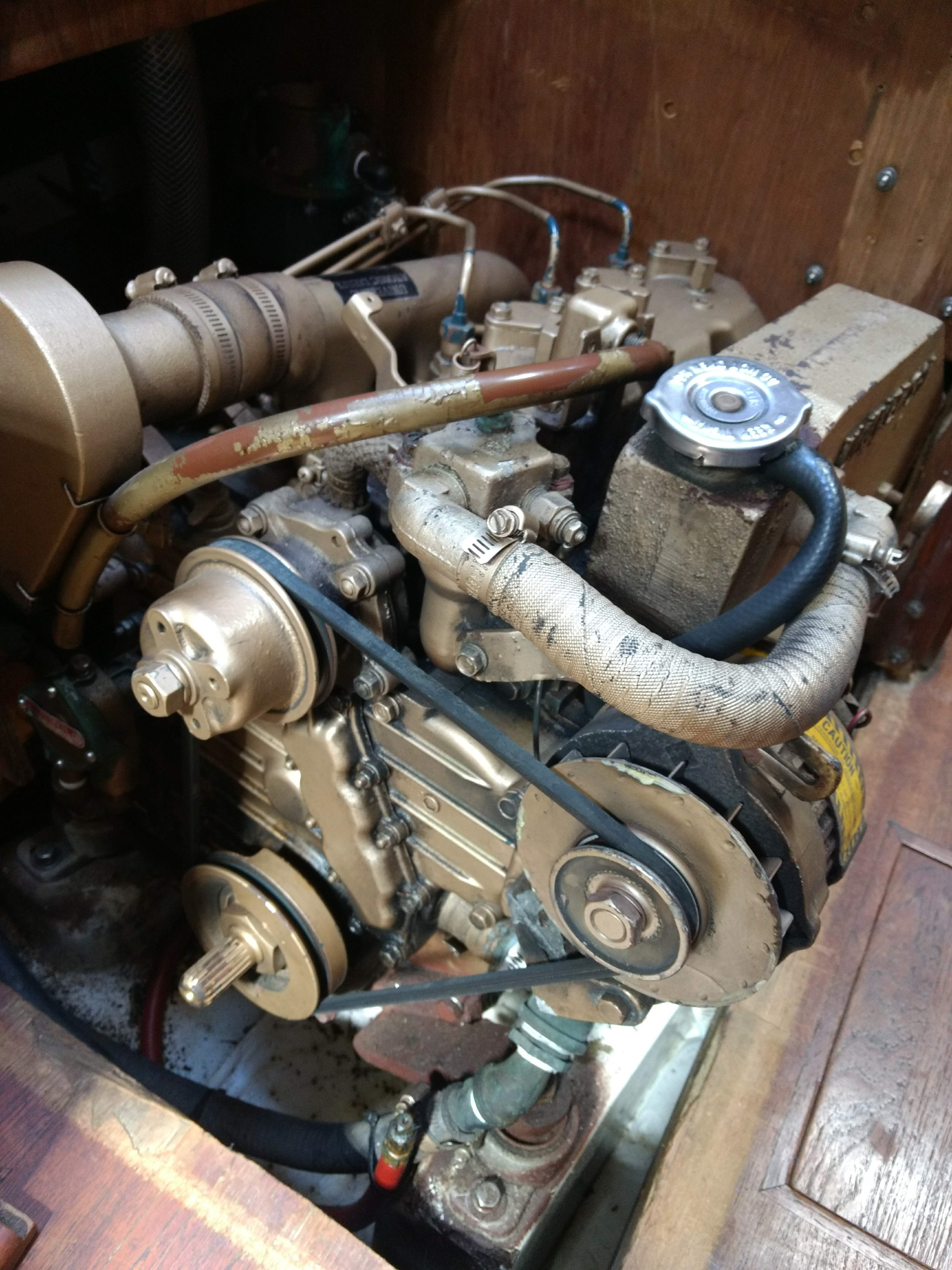 This is a picture of my engine.